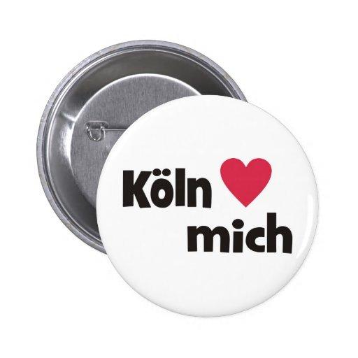 Köln Pin