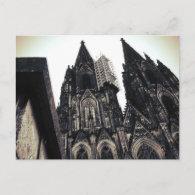 Kölner Dom Post Card