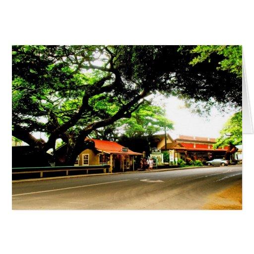 Koloa Town 2 Card