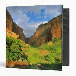 Kolob Canyon at Zion Canyon in Zion National Binder