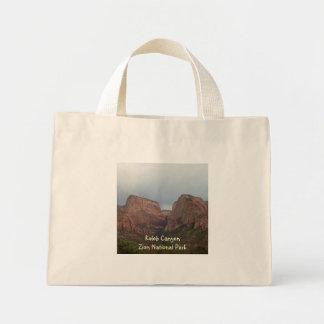 Kolob Canyon Mini Tote Bag