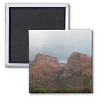 kolob canyon 2 inch square magnet