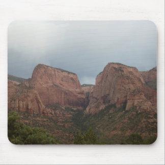 Kolob Canyon Mouse Pad