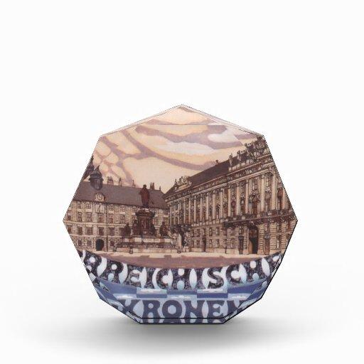 Koloman Moser- Design for Austrian jubilee stamp Awards