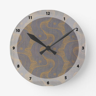 Koloman Moser- Design for the fabric Clock