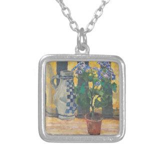 Koloman Moser- Flower pot and ceramic jug Jewelry