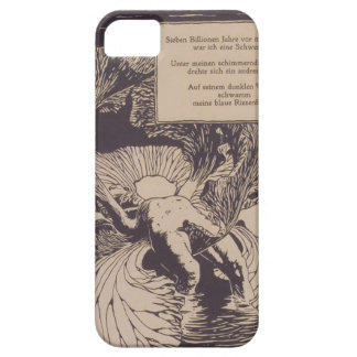 Koloman Moser-Illustration to poem by Arno Holz. Case For iPhone 5/5S