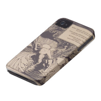 Koloman Moser-Illustration to poem by Arno Holz. iPhone 4 Covers