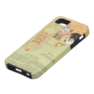 Koloman Moser- Matter of conscience iPhone 5 Covers