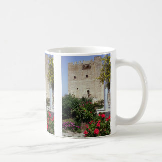 Kolossi Castle, near Limassol, Cyprus Classic White Coffee Mug