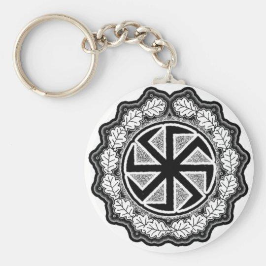 Kolovrat Keychain