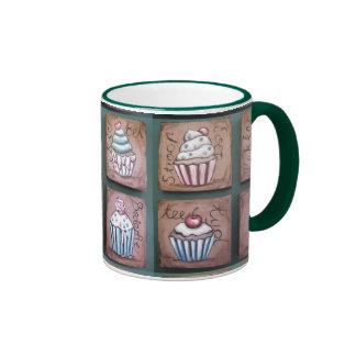 Kolwyntjies /Cup Cakes Ringer Mug