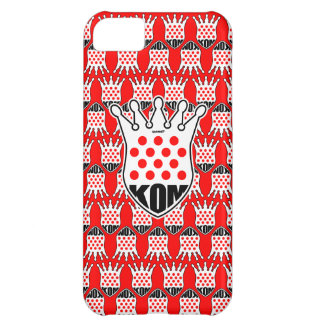 KOM King of the Mountain iPhone Case iPhone 5C Case
