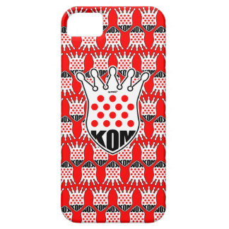 KOM King of the Mountain iPhone Case