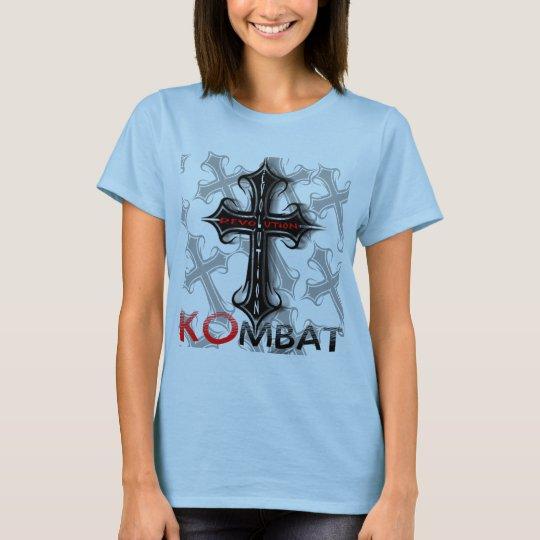 Kombat Krosses T-Shirt