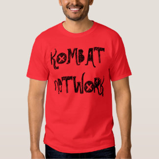 """Kombat Network"" t-shirt"