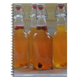 Kombucha Notebook