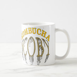 Kombucha Scoby Coffee Mug