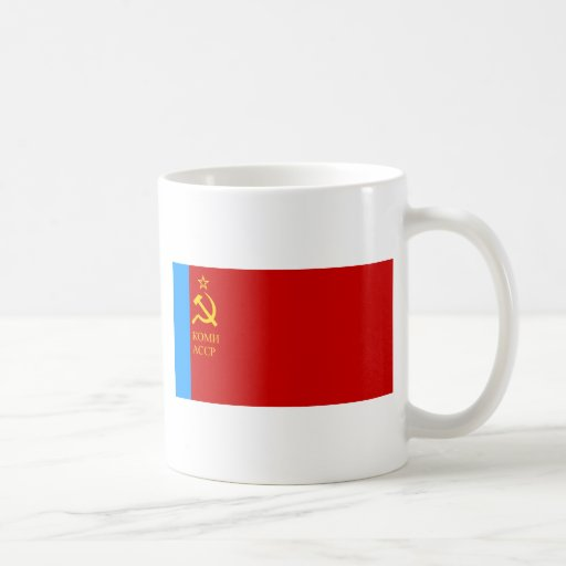 Komi Assr, Russia Mugs