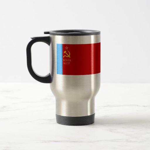 Komi Assr, Russia Coffee Mug