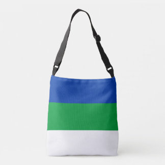 Komi Flag Crossbody Bag