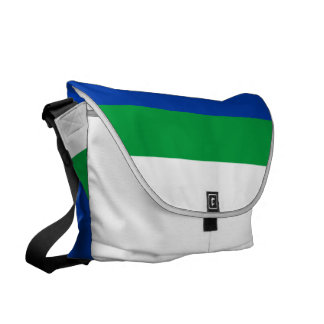 Komi Flag Messenger Bag
