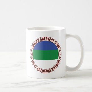 Komi Greatest Team Classic White Coffee Mug