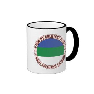 Komi Greatest Team Ringer Coffee Mug