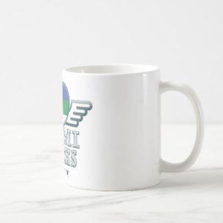 Komi Rocks v2 Classic White Coffee Mug