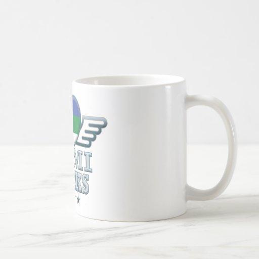 Komi Rocks v2 Coffee Mugs
