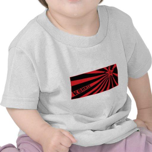 kommieburst camiseta