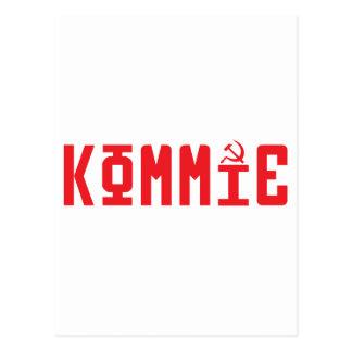 kommielogo2 postcard