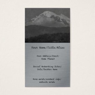 Komo Kulshan Business Card