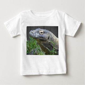 Komodo Dragon Close Up Baby T-Shirt