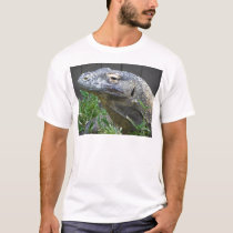 Komodo Dragon Close Up T-Shirt