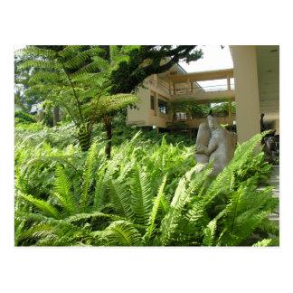 Komodo dragon Sculpture, Singapore Botanic Garden