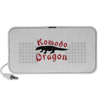 Komodo Dragon Laptop Speakers