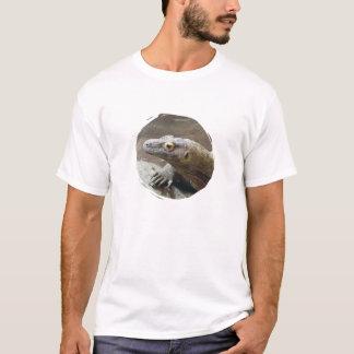 Komodo Profile Black Shirt
