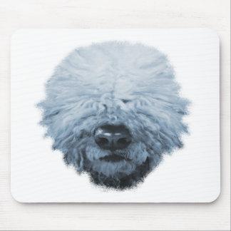 Komondor Dog Mousepad