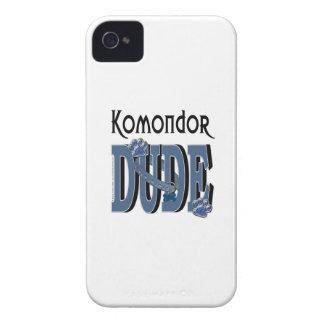 Komondor DUDE Case-Mate iPhone 4 Case
