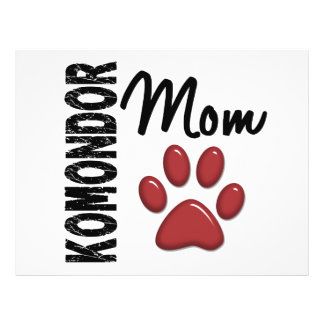 Komondor Mom 2 Flyer