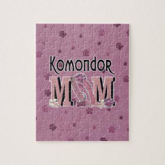 Komondor MOM Puzzles