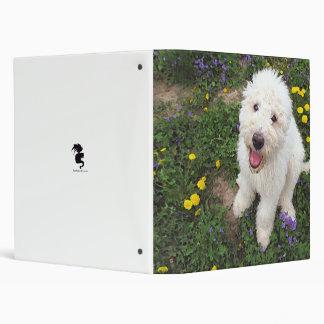 Komondor Pup I by RyuNeko-Artz Binder