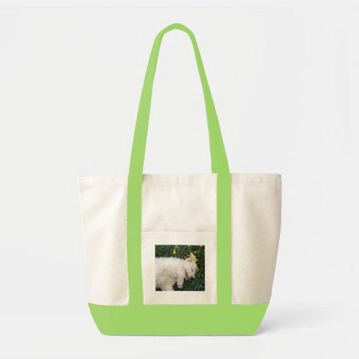 Komondor Pup II Tote Bag