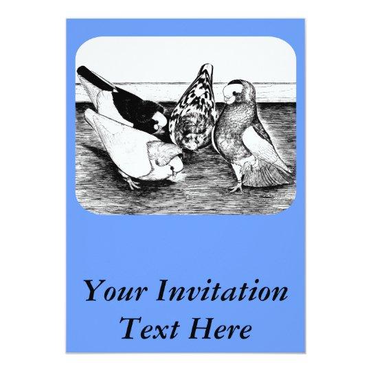 Komorner Tumbler Quartet Card