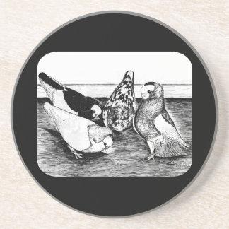 Komorner Tumbler Quartet Sandstone Coaster