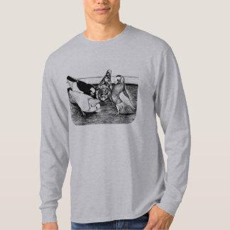 Komorner Tumbler Quartet T-Shirt