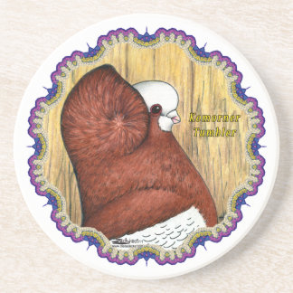 Komorner Tumbler Woodgrain Sandstone Coaster