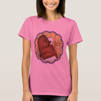 Komorner Tumbler Woodgrain T-Shirt