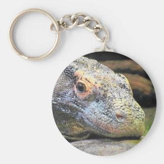 Komoto Dragon Face Keychain